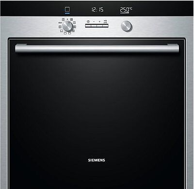 Siemens Hb55Ab550B Electric Built In Single Oven