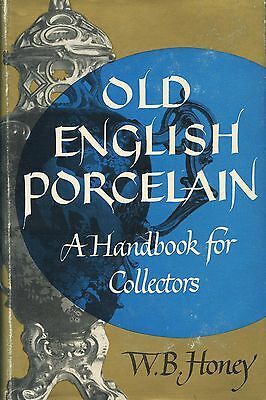 English Porcelain Makers Types Marks 1745-1850 / Comprehensive Book