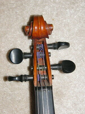 Barnes & Mullins violin hand made in London England in 1912 model N-14 4/4 size