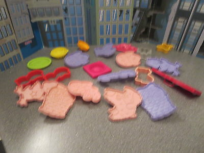 play doh molds and templates and cutters Easter molds