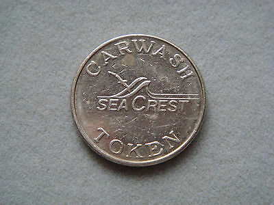 Sea Crest Car Wash Token