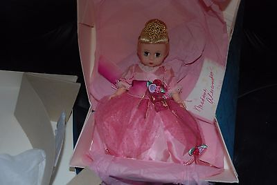 Cinderella Ball Gown #476,  8'' Madame Alexander Doll New NRFB