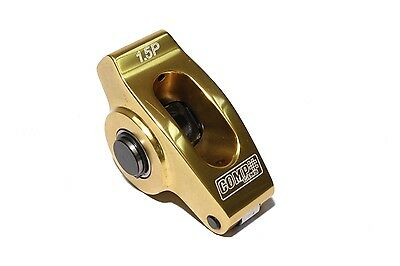 Competition Cams 19060-1 Ultra-Gold; Aluminum Rocker Arms