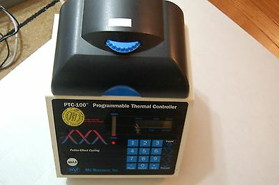 MJ Research  PTC-100 PTC100 cycler thermocycler  PCR  hotplate  hot plate