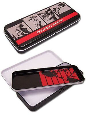 *NEW* Cowboy Bebop: Tin Pencil Case by GE Animation
