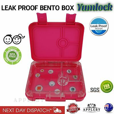 Bento Lunch Box Kids Leakproof Food Container School Picnic Yumbox Type
