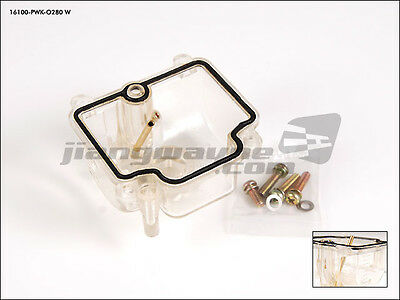 OKO KOSO Sun-World Spare Part - PWK 19~30mm Carburetor Clear Chamber Bowl Gasket