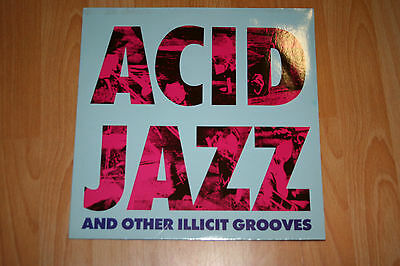 "ACID JAZZ and Other Illicit Grooves -V.A. 12"" rar"