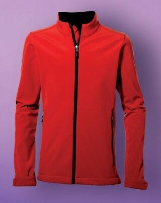 Sg Children's Softshell Jacket Wind Water Resistant Breathable Colours Sizes New