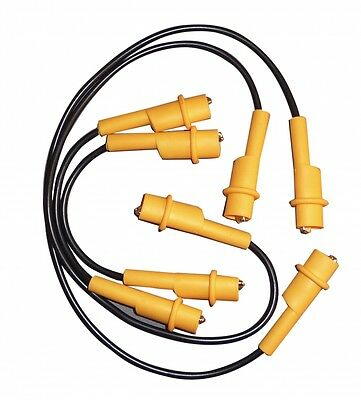 Kewtech JUMPLD1 Jump Test Leads For Insulation & R1 + R2 Testing