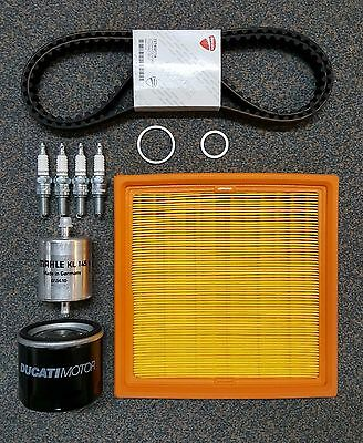 Genuine Ducati Spare Parts Full Service Kit, Timing Belts, Sport Touring 3, ST3