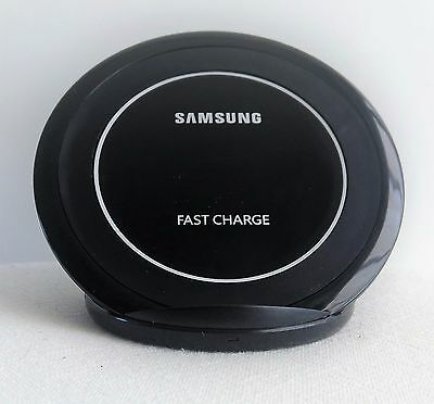 Samsung Galaxy S7 S6 Edge Note Wireless Fast Charger Pad With Stand Qi Charging