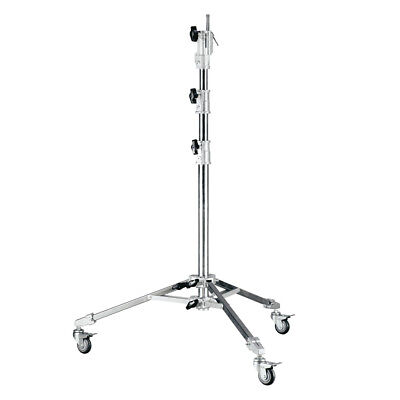 Heavy Duty Steel Lighting Stand COMBO STEEL STAND for ARRI Light Master Durable