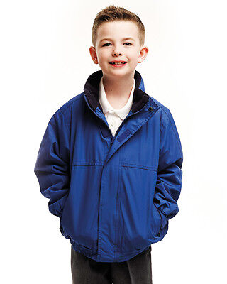 RegattaTRW418 Kids Dover Jacket Boys Thermal Insulated Waterproof Winters Coat