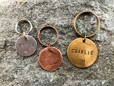 Personalized Pet ID Tag - Cat / Custom, Gift, Pet Accessories / Dog, Melodys Pet