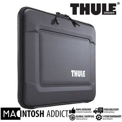 """Thule Gauntlet 3.0 Rugged Protective Sleeve Case For 13"""" MacBook Pro Retina"""