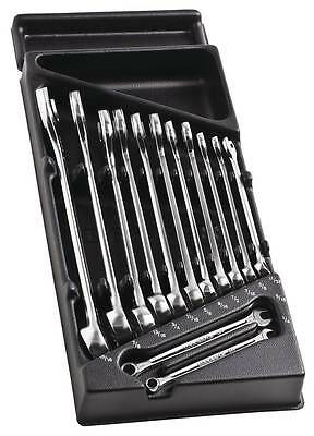 "FACOM TOOLS 13 Pce Combination Spanner Wrench Set 1/4"" - 15/16"" AF Imperial"