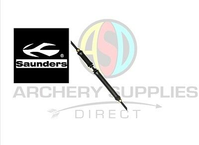 Saunders Archery Finger Guard Protector No glove or Tab Shooting !