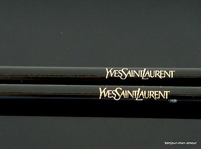 Haute Couture Designer YVES SAINT LAURENT Skizze Bleistift Set, YSL Pencil,Luxus