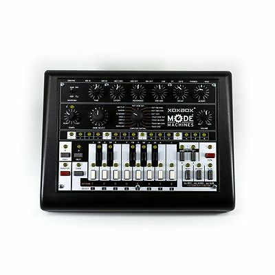 Mode Machines xOxbOx Mk3 Final Edition TB303 Clone Synthesizer & Sequencer (b...