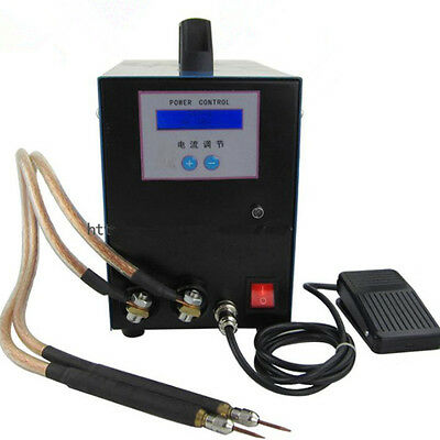 CE High-power Handheld Spot Welder 18650 Battery Welding Machine 10KVA  220V
