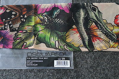 DSQUARED2 S/S 2016 SURFER TATTOO SLEEVES croc (2) grab them * NEXT NEW HYPE *