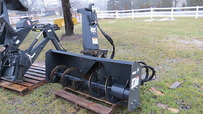 Bobcat SB200 60 Inch Skid Steer Snow Blower