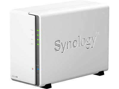 Synology DiskStation DS216se - Serveur NAS 6 To (Disques Serveurs)