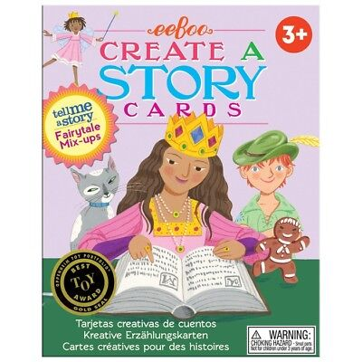 Create A Story Cards - Fairytale Mix-Ups by eeBoo