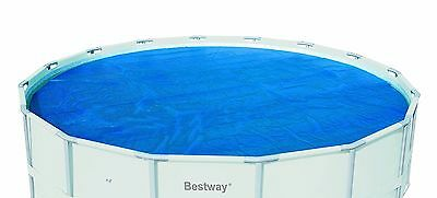 Bestway Steel Pro Framed Pool Solar Pool COVER Choose 10ft or 12ft BW58241,58242