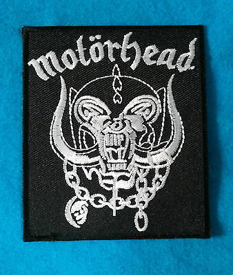 MOTORHEAD Trash Metal WARPIG  Embrodered Iron Or Sewn On Patch Free Ship