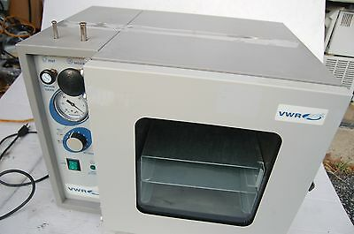 VWR 1410 vacuum oven  lab laboratory heating  regulator vac dare