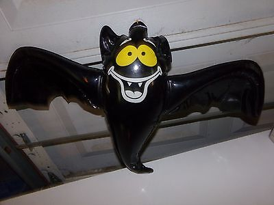 Halloween Inflatable BAT Decoration BATT Yellow Eyes