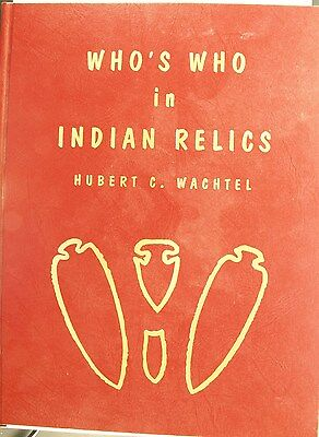 Who's Who In Indian Relics # 1 New