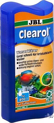 JBL CLEAROL 100ml, 250ml, 500ml  WATER CLARFIER