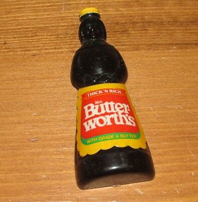 Thick 'N Rich Mrs. Butterworth Syrup Refrigerator Fridge Magnet Magnetic Figure