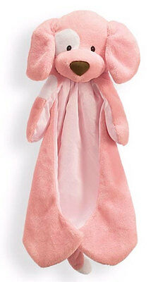 Dog Huggybuddy Baby Blanket – Pink