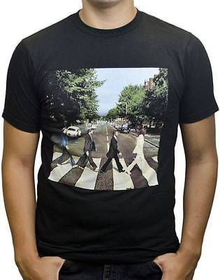 The Beatles Abbey Road T-Shirt SM, MD, LG, XL New