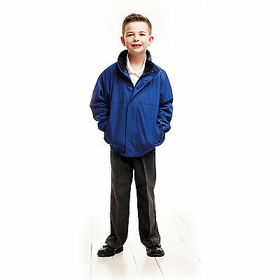 Regatta Kids Dover Waterproof Insulated Jacket Childrens Fashion Wear Coats
