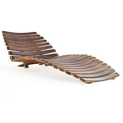 Chaise Longue DOC Barrique San Patrignano