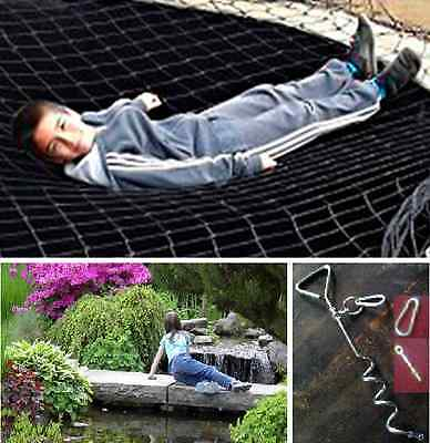 All sizes CHILDSAFE pond pool smooth safety SUPER NETS. Fixings available extra
