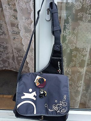Fouganza Horse Riding Tack Bag Grey Brand New With Tags