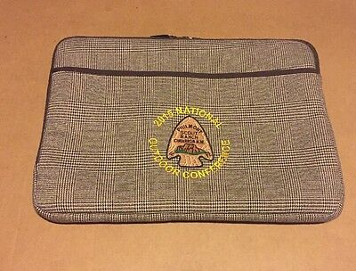 2015 National Outdoor Conference Philmont Scout Ranch Messenger Bag Boy Scouts