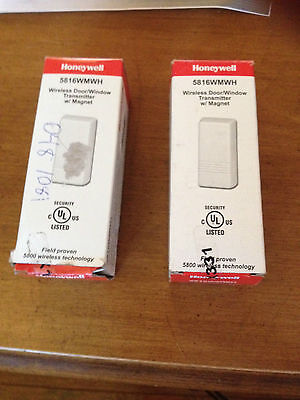 Ademco  Security Wireless Contact AD5816 ( 2 Contacts in pkg )