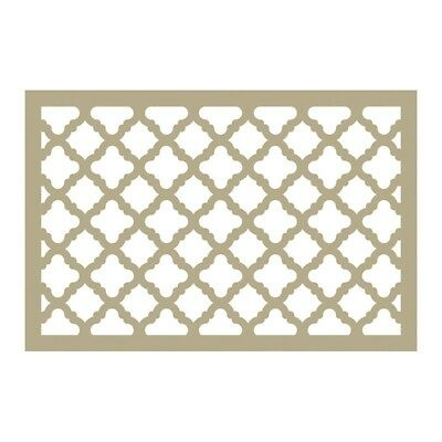 "Couture Creations Stencil - Studded Quarterfoil - 4""x6"" (CO724931)"