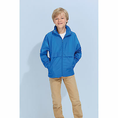 SOL'S Kids Surf Windbreaker Jacket
