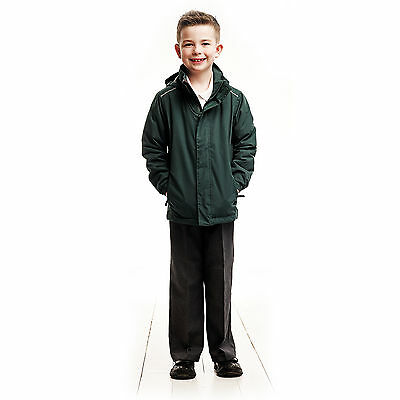 Regatta Classics Kids School Jacket Childrens Waterproof Thermo Insulated Coats