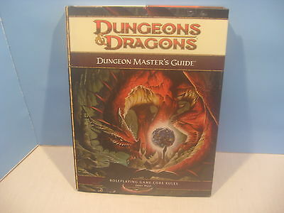Dungeons & Dragons Dungeon Master Guide 4th Edition New