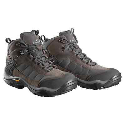 Kathmandu Mornington Men's ngx Vibram Rubber Waterproof Lightweight Hiking Boots