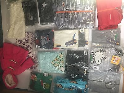 25 Pcs WholeSale Lot New With Tag Mixed Clothes All Brand New